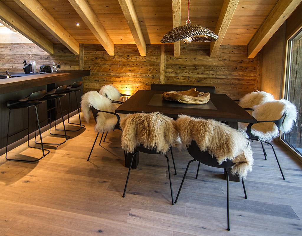 wohnzimmer chalet stil:Chalet – Chalet High Seven Penthouse Zermatt ~ wohnzimmer chalet stil