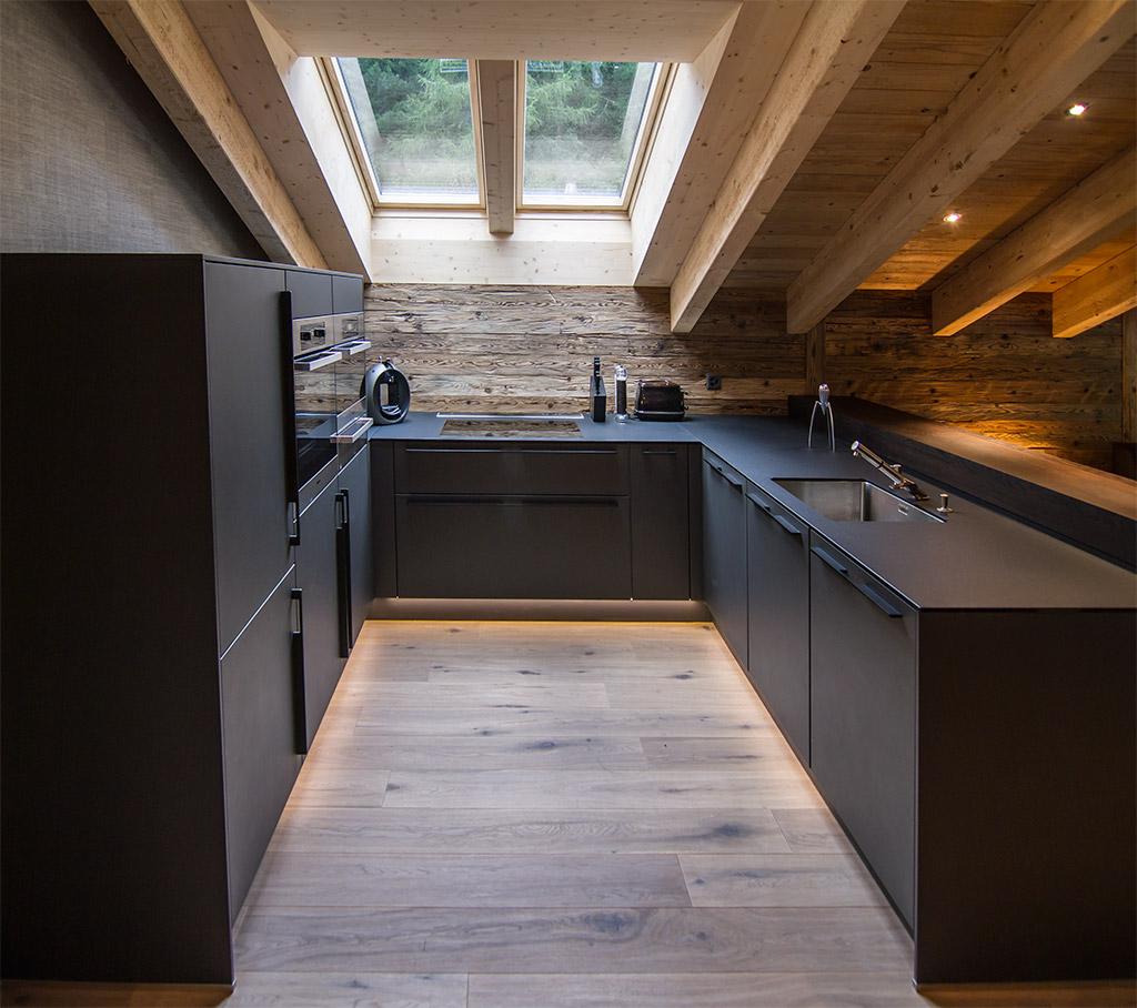 das chalet chalet high seven penthouse zermatt. Black Bedroom Furniture Sets. Home Design Ideas